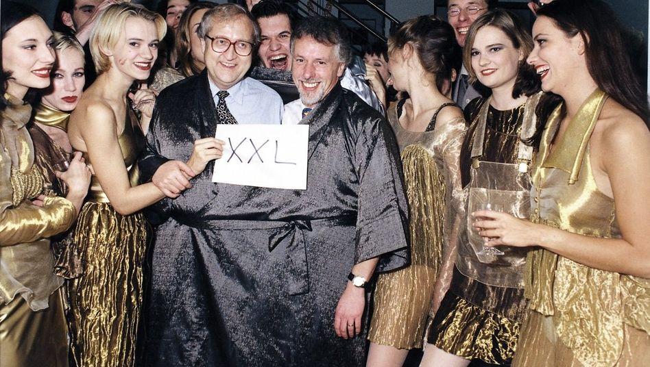FDP-Mann Brüderle 1995: Sein ewig loses Mundwerk, sein etwas grob gestrickter jovialer Charme