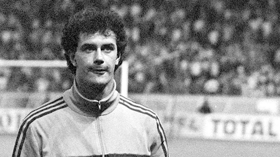 Gerhard Strack im Juni 1984