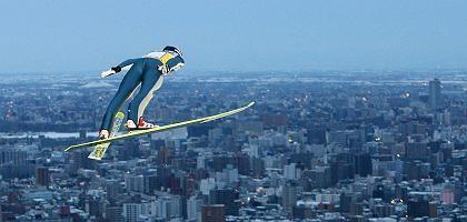 Skispringer Schlierenzauer: Sieger beim Weltcup in Sapporo