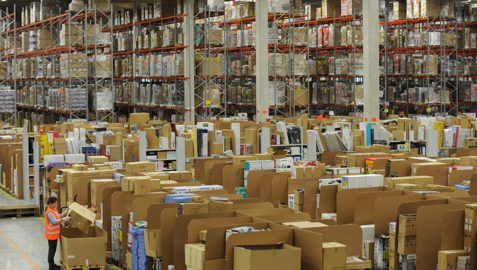 Amazon-Lager in Bad Hersfeld: Konkurrenz aus Osteuropa