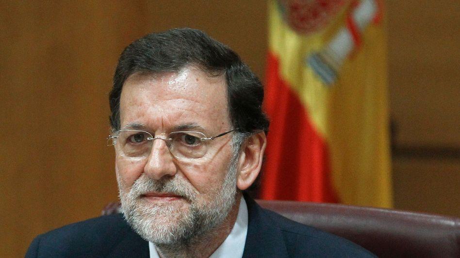 """""""Zusammenrücken in der EU"""": Spaniens Regierungschef Mariano Rajoy"""