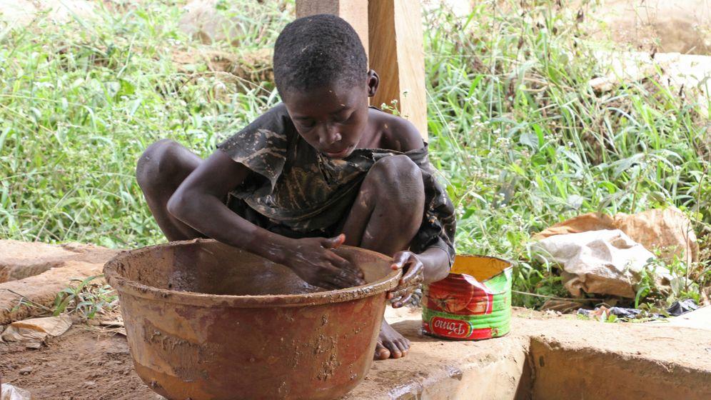 Kinderarbeit in Ghana: Gold ohne Glanz