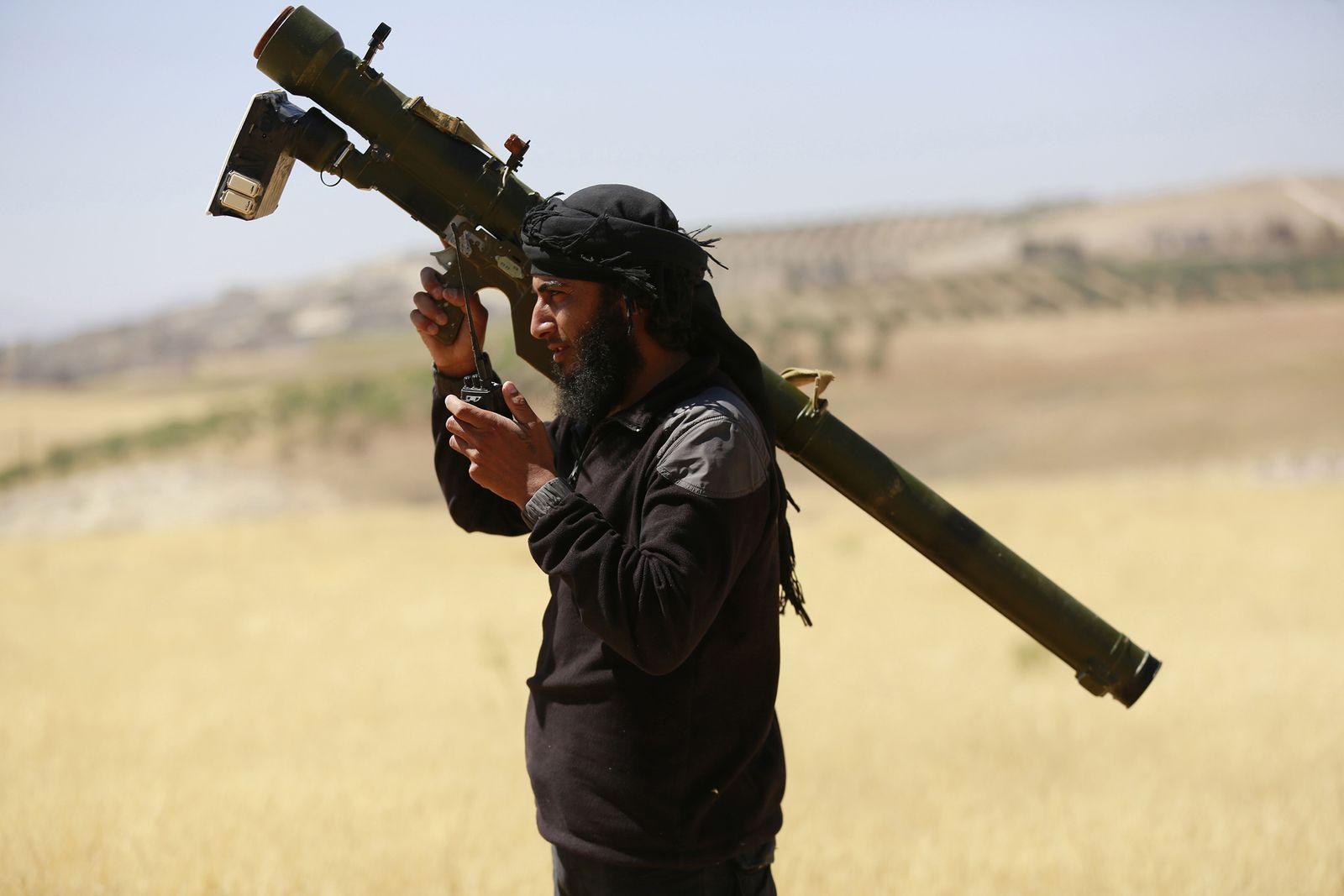 Nusra-Front / Syrien