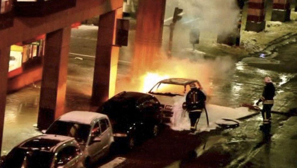 Selbstmordattentat in Stockholm: Sicherheitspolizei geht von Einzelattacke aus