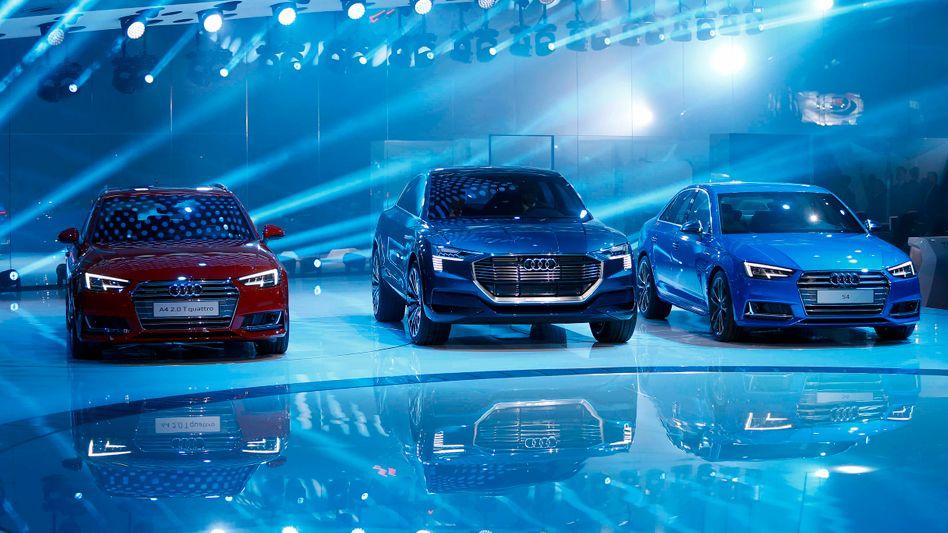 Die Abgasaffäre hat längst auch die VW-Tochter Audi erreicht