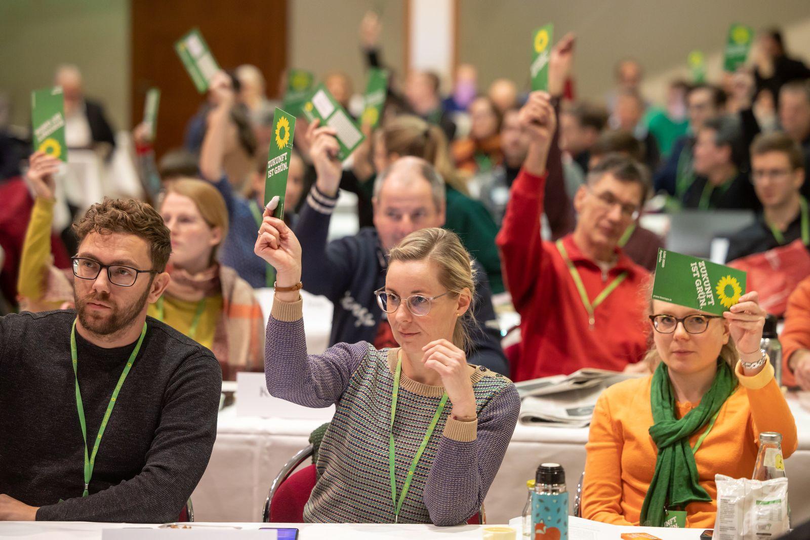Landesdelegiertenkonferenz Bündnis 90/Die Grünen