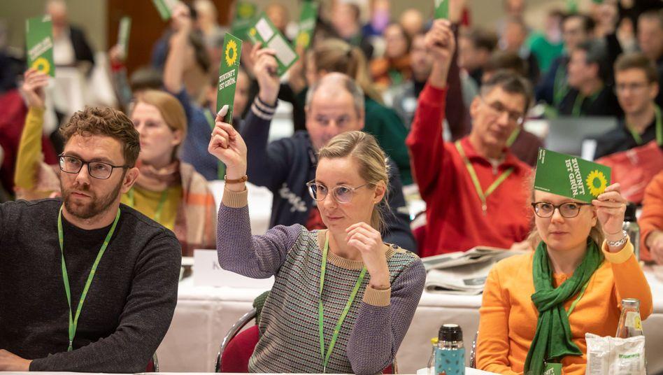 Landesdelegiertenkonferenz in Apolda: Es geht um die Zukunftsperspektive der Thüringer Grünen