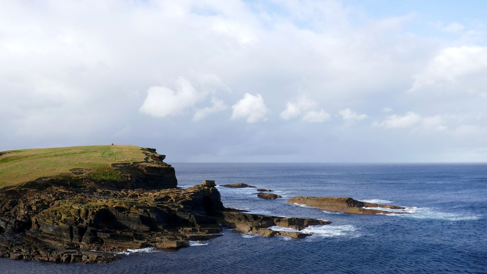 Orkney-Inseln: Überall ist Horizont