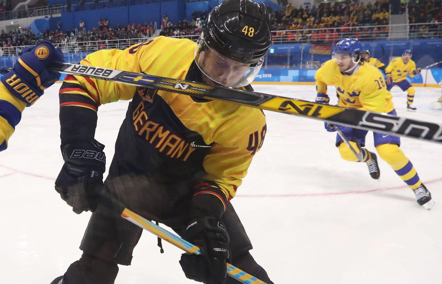 Olympia Halbfinale Eishockey