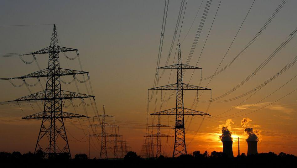 Streit um den Strom: Netzbetreiber verlieren vor dem Bundesgerichtshof.