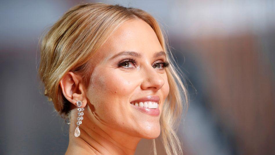 Filmstar Johansson: Entweder geizig oder gierig wirken