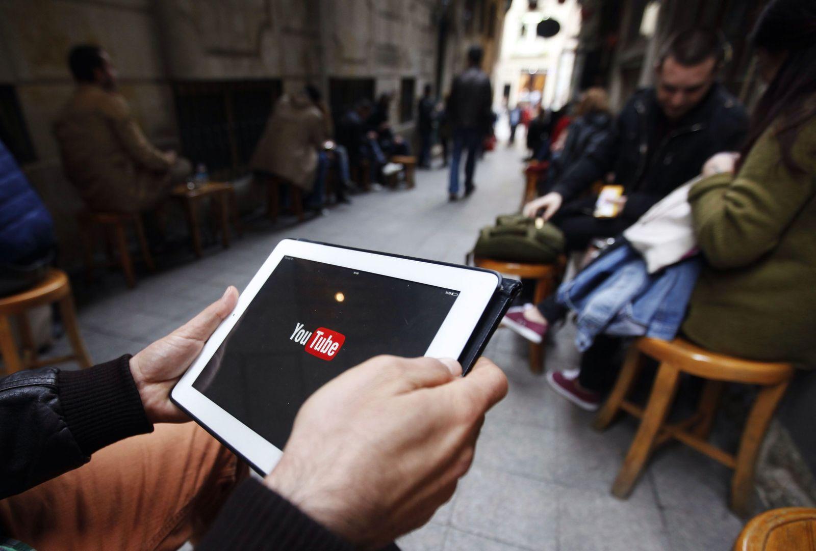 Türkei / Internet-Zensur