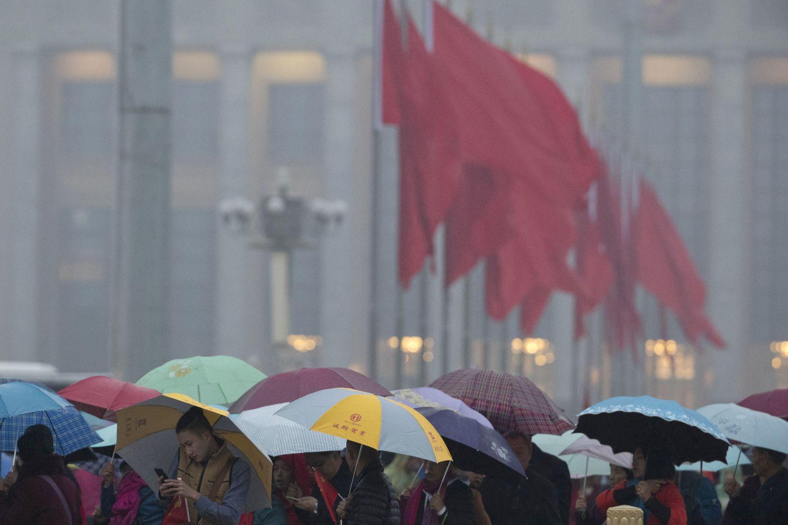 Parteitag/ China