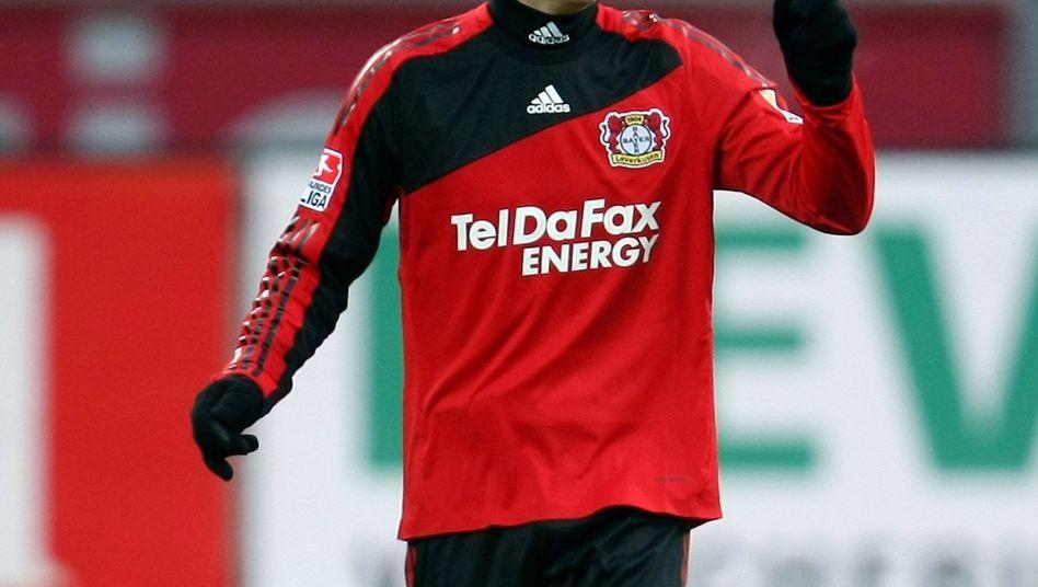 Leverkusener Kroos: Eingeladen zum WM-Fitnesstest