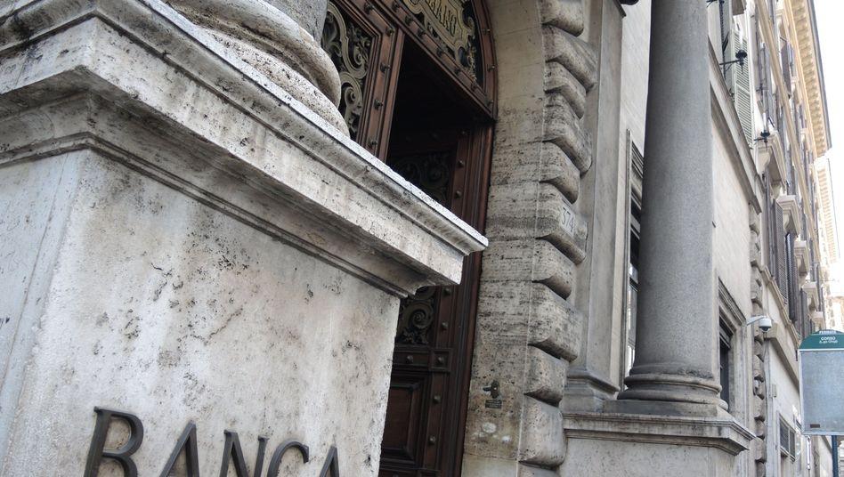Filiale des italienischen Geldhauses Unicredit (Archiv)