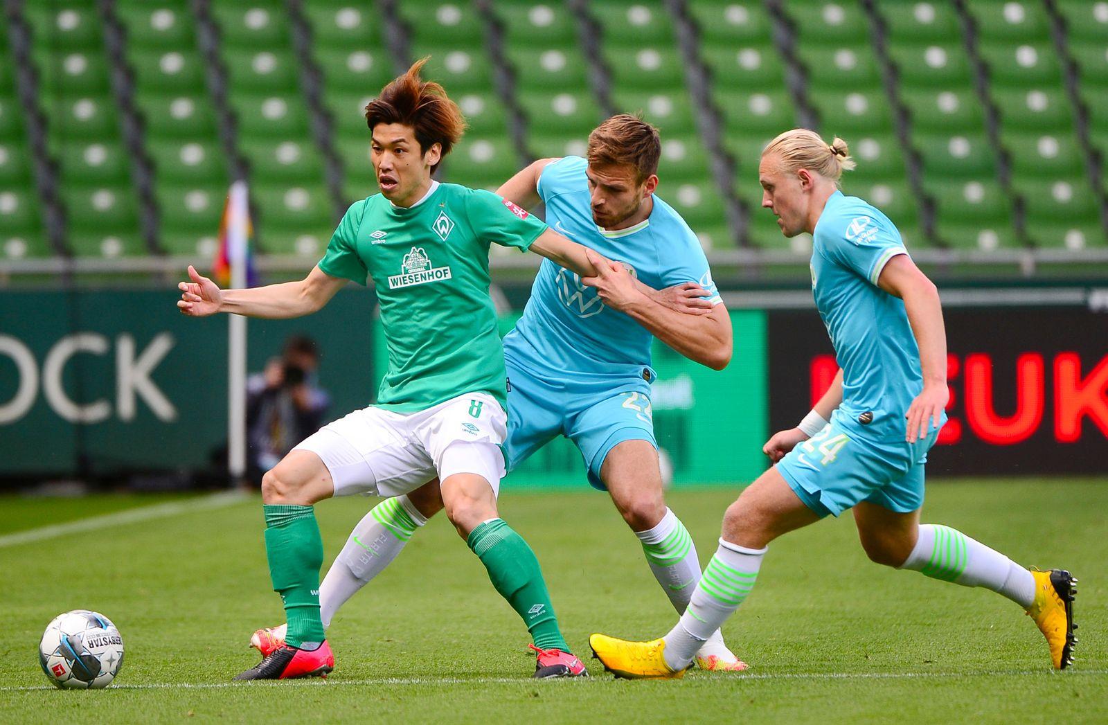 Bundesliga - Werder Bremen v VfL Wolfsburg