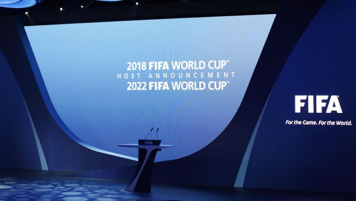 WM-Vergabe: Tag der Entscheidung