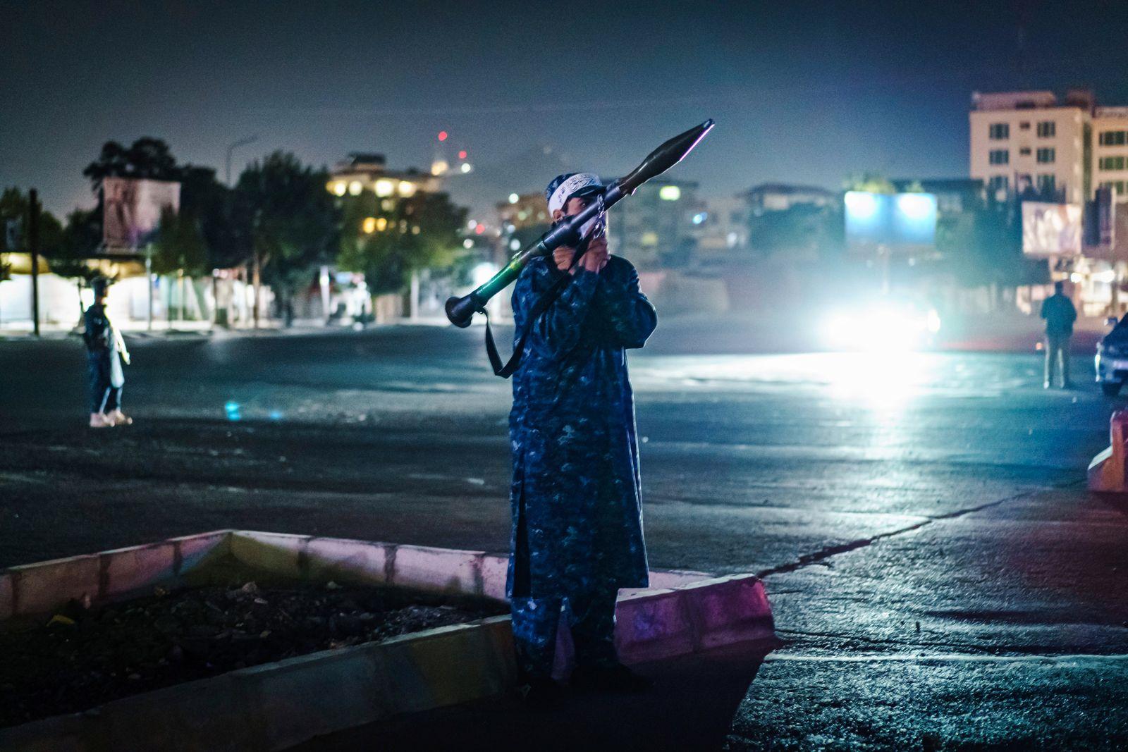 TALIBAN POLICE KABUL