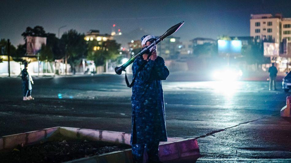 Taliban in Kabul: Vorbote für eine neue Welle des internationalen islamistischen Terrors?