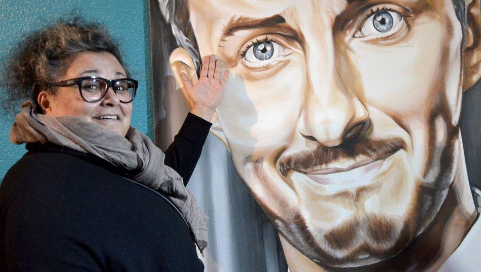 """Bloggerin Jenni Gröhlich mit """"Schmähgesicht"""""""
