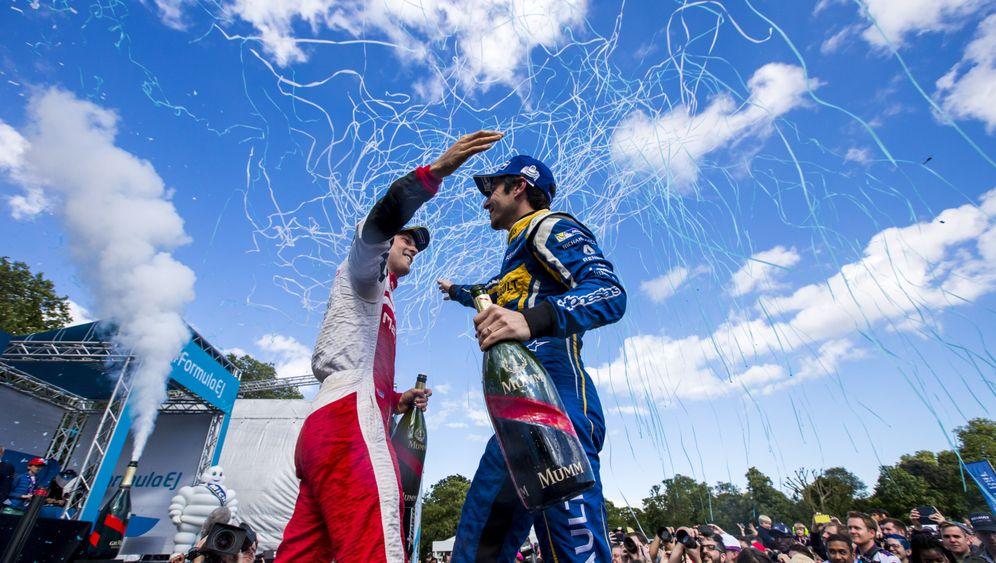 24-Stunden von Le Mans: Zwei legendäre Namen, ein Ziel