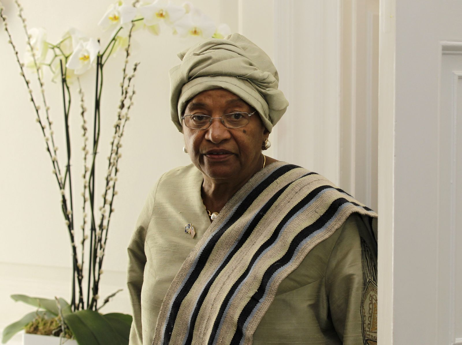 Friedensnobelpreis / Kandidaten / Ellen Johnson-Sirleaf