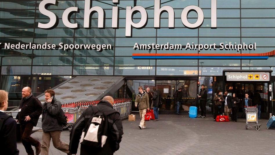 Flughafen Schiphol (Archivbild)