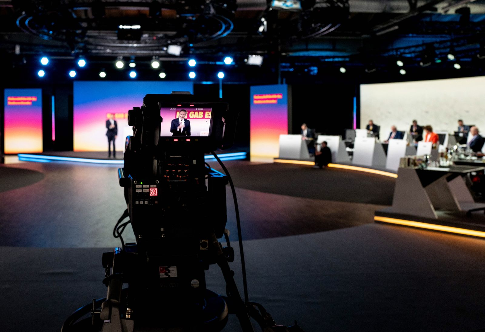 Extraordinary digital Free Democratic Party Convention