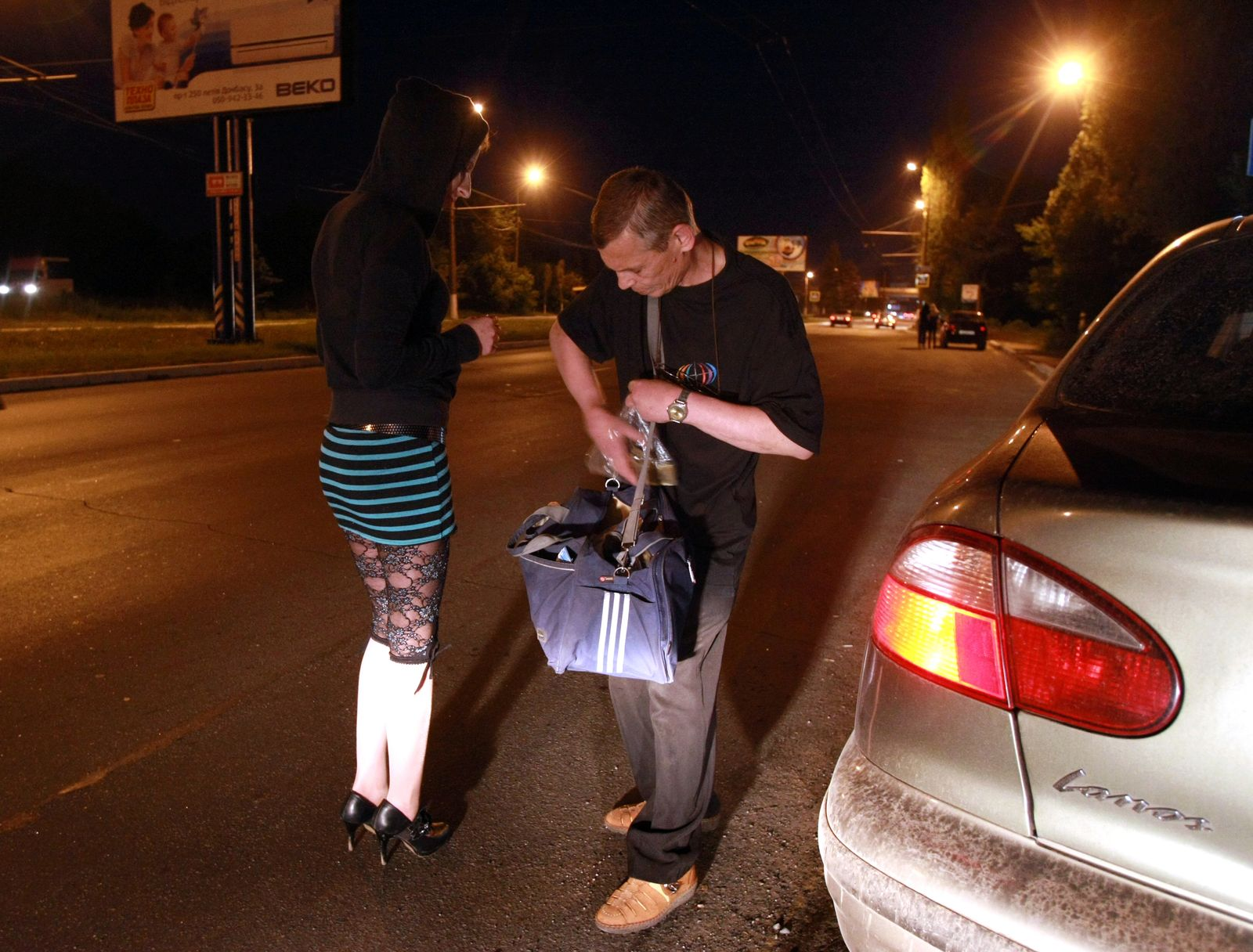 Ukraine / Prostitution