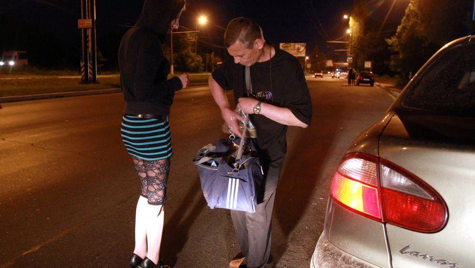 Prostituierte aus Bogen