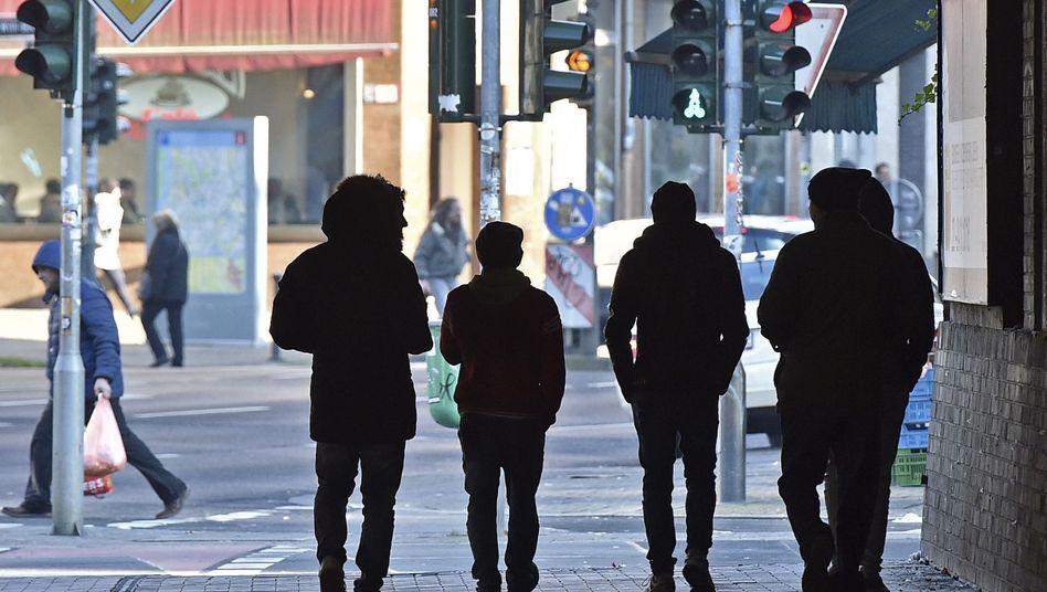 Sogenanntes Maghreb-Viertel in Düsseldorf: Mehr Abschiebungen geplant