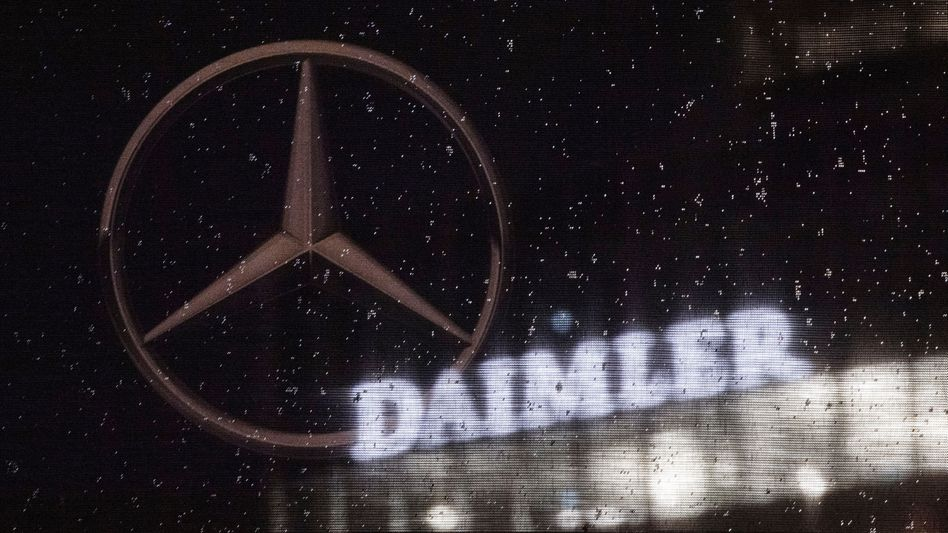 Daimler-Zentrale in Stuttgart: Klage zu 50.000 Geländewagen-Modellen der Serien GLC und GLK