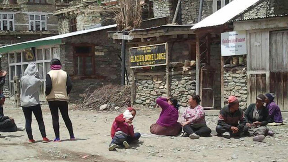 Bergsteiger am Annapurna: Die Lage ist dramatisch