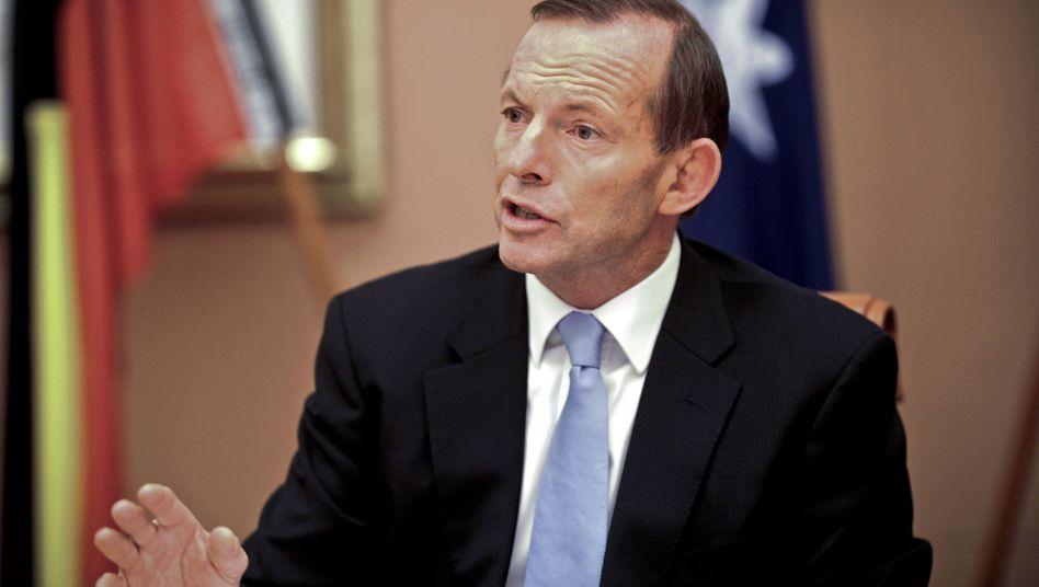 """Australiens Premierminister Tony Abbott: """"Kinder gelegentlich gezüchtigt"""""""