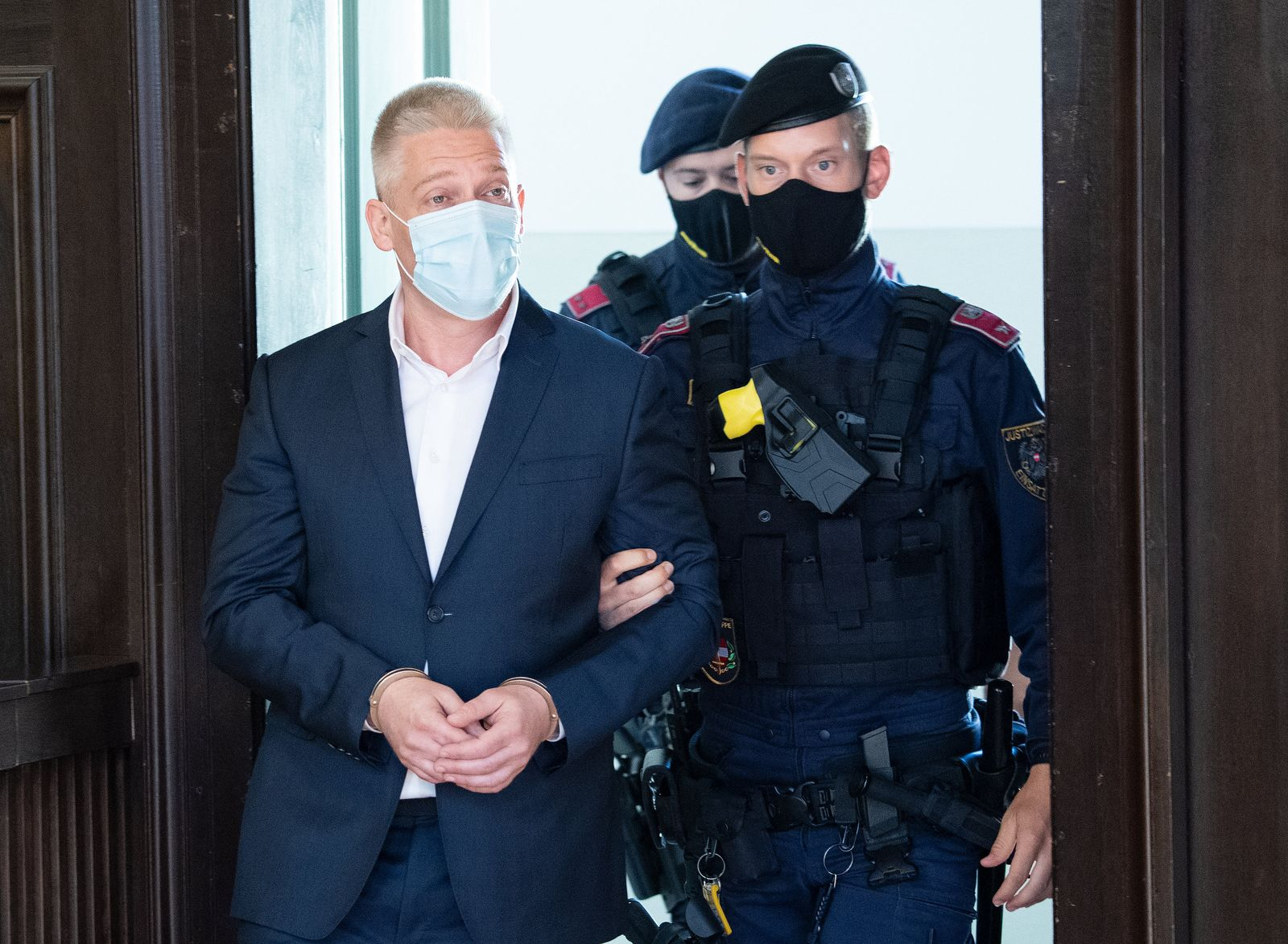 Hessenthaler-Prozess in Sankt Pölten
