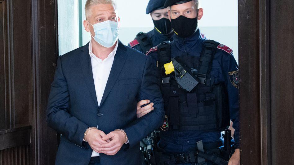 Julian Hessenthaler vor Gericht in Sankt Pölten: Kämpfer für Demokratie werden zu Outlaws