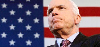 """Republikaner McCain: """"Immer für unsere Soldaten da"""""""