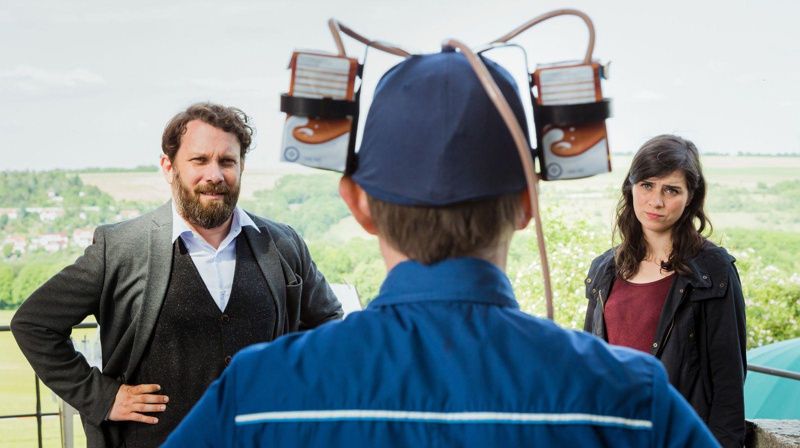 TV/ Tatort: Der letzte Schrey