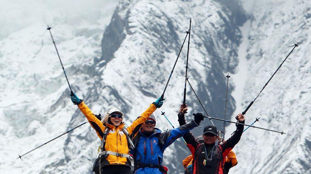 Koreas beste Bergsteigerin: Die kleine Miss Oh