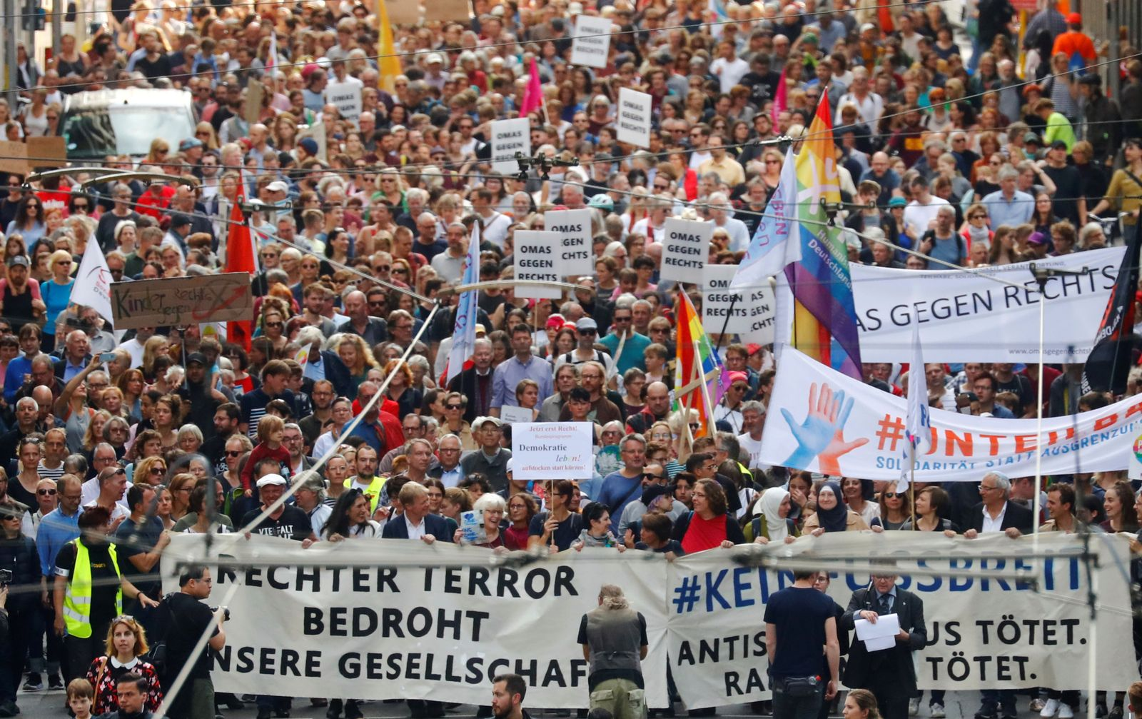 GERMANY-PROTESTS/