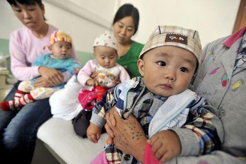 Krank durch Milch: Diese Kinder haben Nierensteine