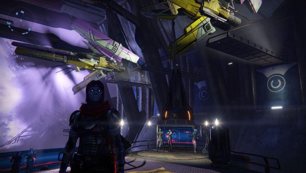 """""""Destiny"""": Ein Jahr MMO-Shooter"""
