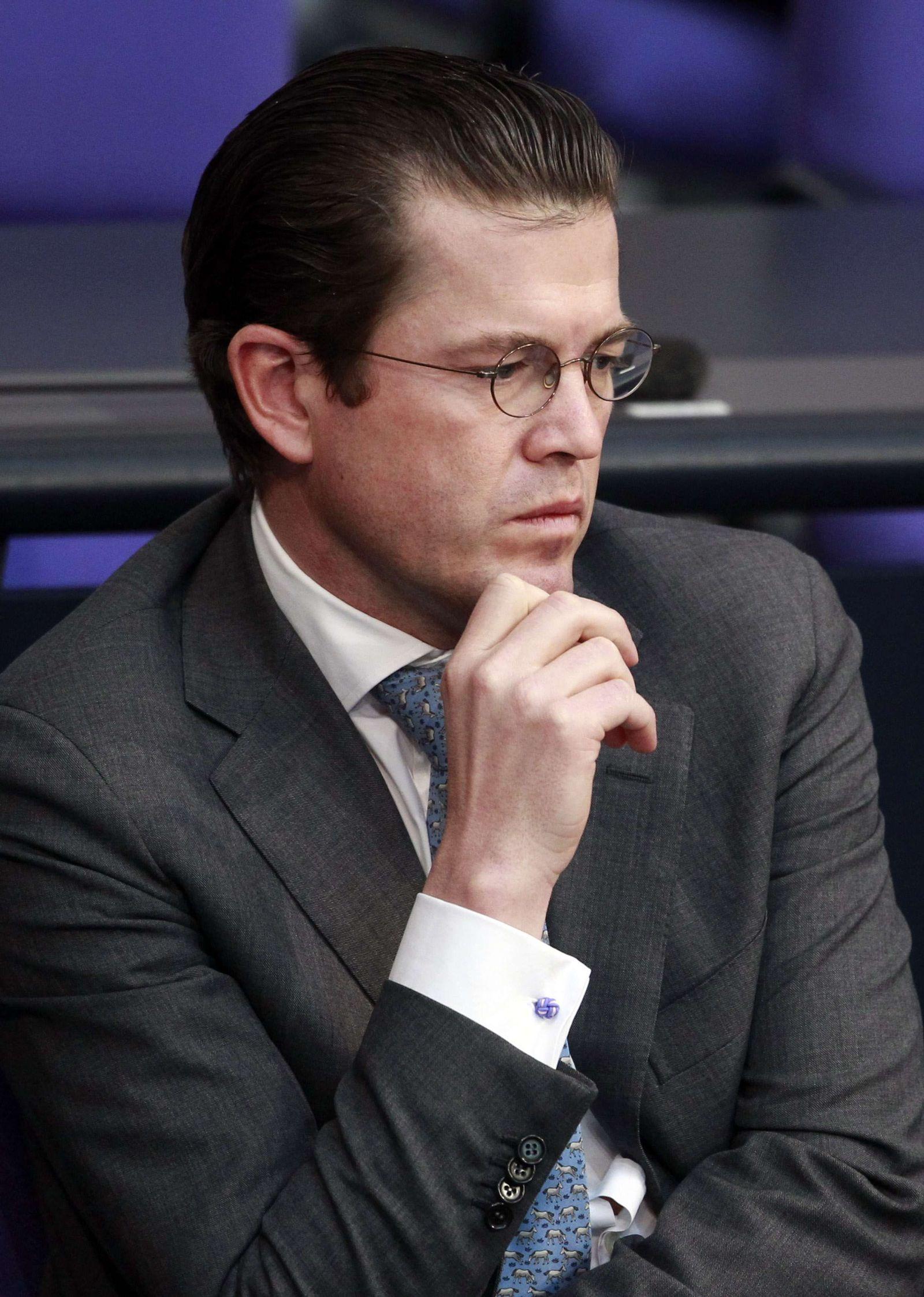 Guttenberg/ Bundestag
