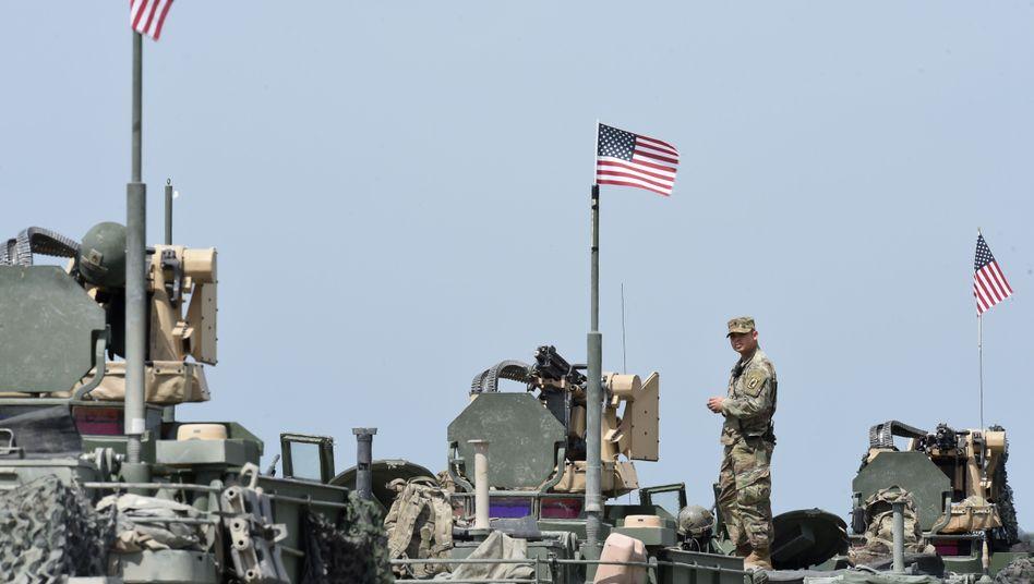 US-Militär (in Deutschland)
