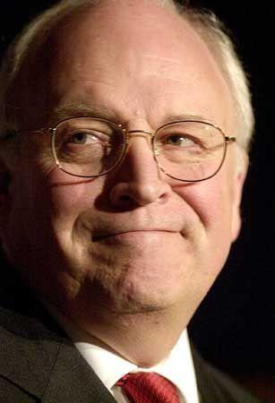 Vizepräsident und Ex-Halliburton-Chef Dick Cheney: Gute Beziehungen