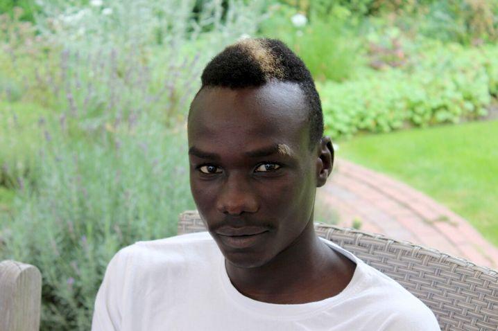 Alaeldin war 17 Jahre alt, als er allein aus dem Sudan flüchtete