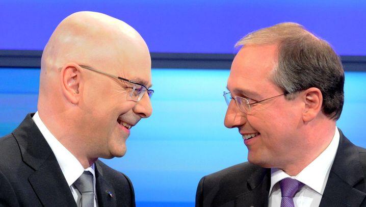 Koalitionshoffnungen in Kiel: Dänen-Ampel oder Große Koalition?