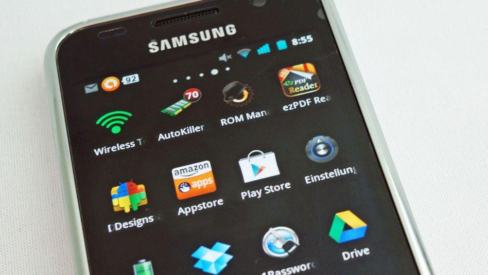 Amazon-App: Einen Android-Appstore für Smartphones hat der Online-Händler schon