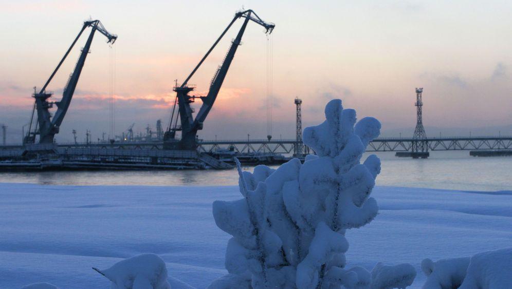 Öl-Deal: Rosneft und Exxon hoffen auf schwarzes Gold unter Arktis-Eis