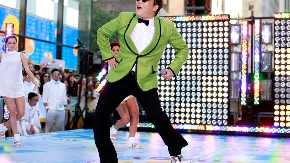 Koreanischer Sänger Psy: Schräg erfolgreich